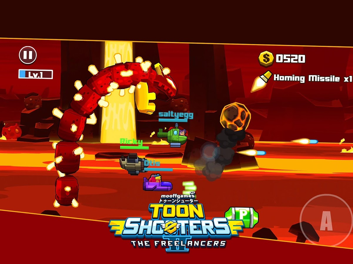 Toon Shooters 2: Freelancers Screenshot 16