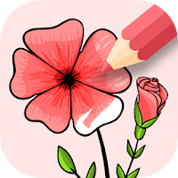Flowers Coloring Game For PC (Windows And Mac)