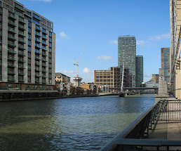 Things to do in Canary Wharf