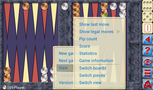 Family Backgammon - screenshot
