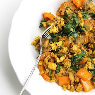 Spinach Breakfast Vegan Recipes