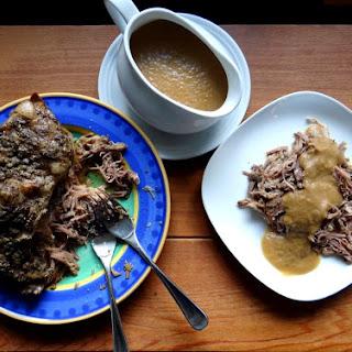 Pork Roast With Onion Gravy Recipes