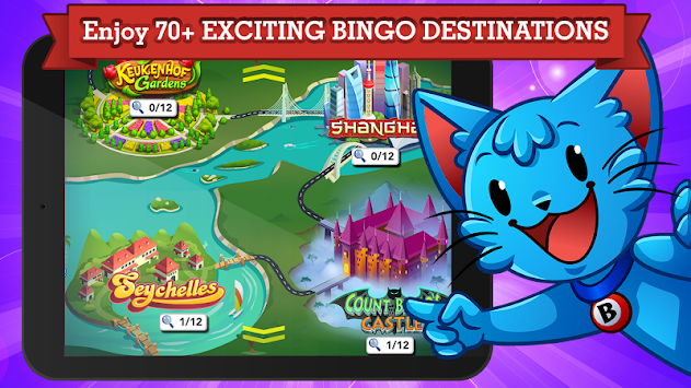 Bingo Blitz: Bonuses & Rewards APK screenshot thumbnail 8