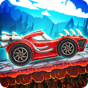 Smash and Drive: Orc Destruction Racing Game