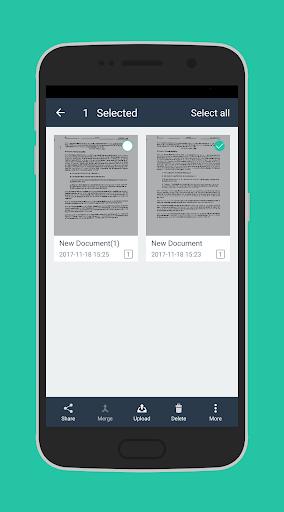 Simple Scan - PDF Scanner App screenshot 4
