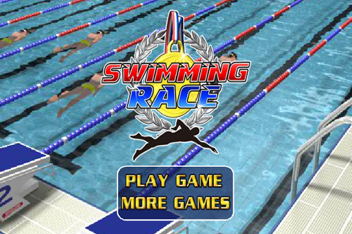 Swimming Race 2016 screenshot 1