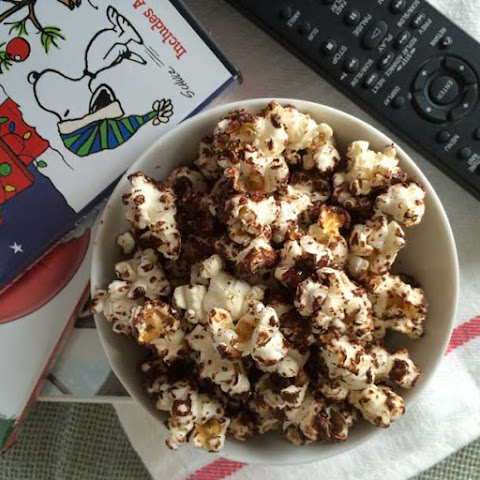 Christmas Movie Popcorn