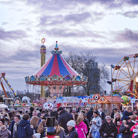 Winter Wonderland by Stephanie Moore - Public Holidays Christmas ( london, hyde park, winter wonderland, christmas )