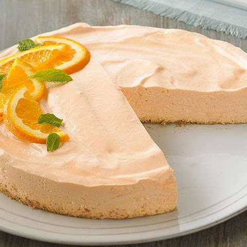 Orange-Dream Cheesecake