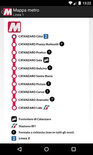 MetroMaps Catanzaro