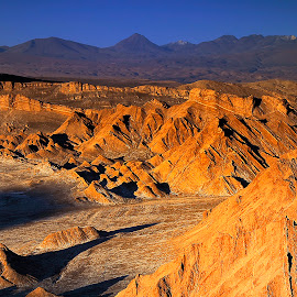 Atacama Desert by Stanley P. - Landscapes Deserts
