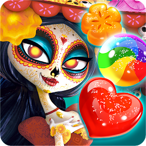Sugar Smash: Book of Life - Free Match 3 Games For PC (Windows & MAC)