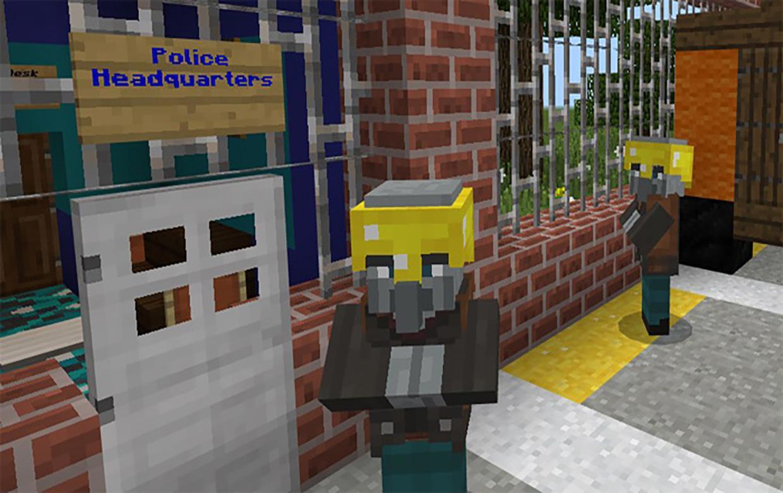Ausstieg Aus Dem Gefängnis Minecraft PE Karten Quest Adventu - Minecraft kostenlos spielen und herunterladen