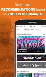 RockMyRun - Best Workout Music Screenshot