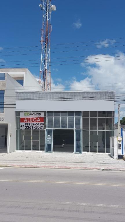 Galpão para alugar, 200 m² por R$ 9.500/mês - Meia Praia - Itapema/SC