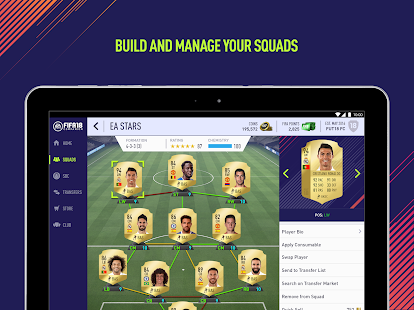 Game EA SPORTS™ FIFA 18 Companion APK for Windows Phone