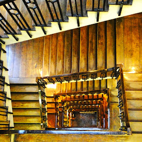 by Samana Bukhari - Buildings & Architecture Other Interior ( stairs )