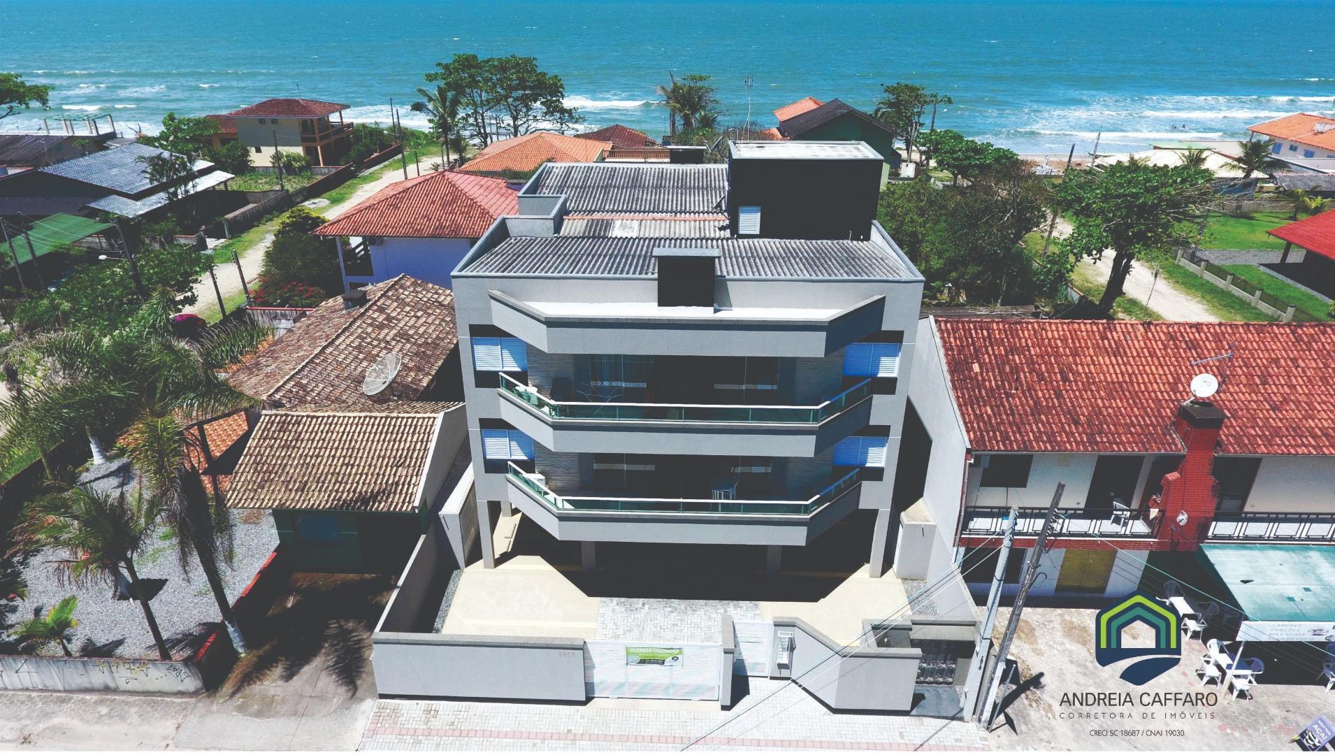 Apartamento com 1 dormitório à venda, 55 m² por R$ 170.000 - Itapoá - Itapoá/SC