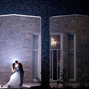 Arches by Drew Noel - Wedding Bride & Groom ( drew noel phototgraphy )