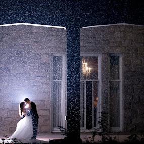 Arches by Drew Noel - Wedding Bride & Groom ( drew noel phototgraphy )