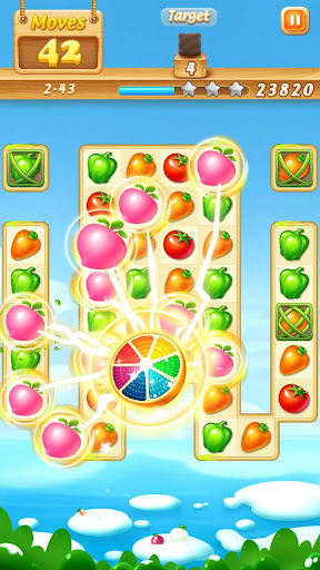 Sweet Garden Fruit For PC