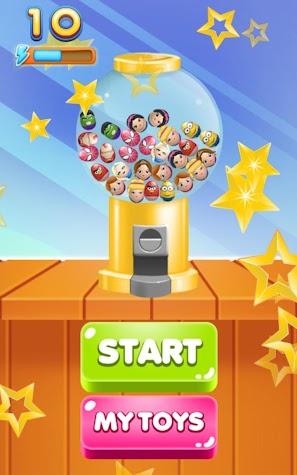 Surprise Eggs - Toys Machine Screenshot
