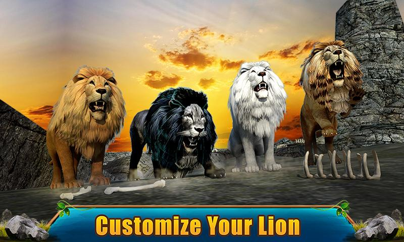 Ultimate Lion Adventure 3D Screenshot 4