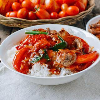 Beef Tomato Onion Stir Fry Recipes