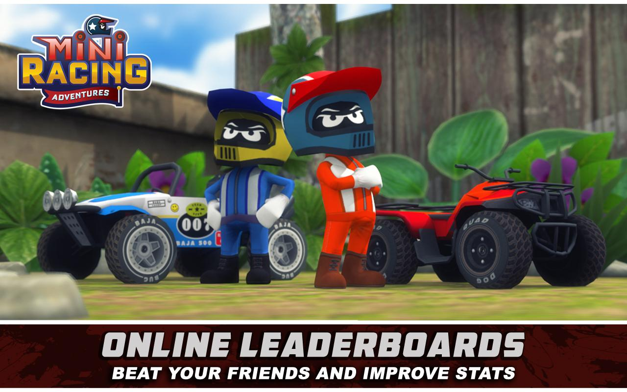 Mini Racing Adventures Screenshot 4