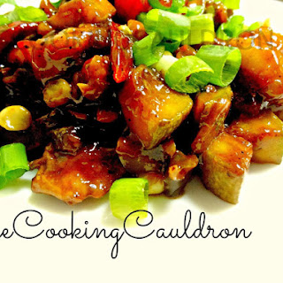 Kung Pao Chicken With Hoisin Sauce Recipes
