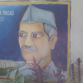 Rajendra Prasad by Rahul Kumar Meena - Artistic Objects Other Objects ( rajendra prasad )
