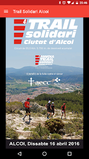 Trail Solidari Alcoi - screenshot