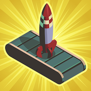 Rocket Valley Tycoon - Idle Resource Manager Game For PC (Windows & MAC)