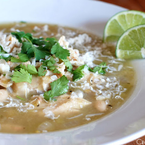 Chicken Chile Soup