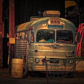 by Darrell Tenpenny - Transportation Other