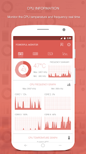 Powerful System Monitor v4.1.0 APK