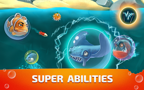 Game online battle fish game apk for kindle fire for Fish io games
