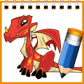 Download How to draw dragons Free APK on PC