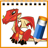 Download How to draw dragons Free APK to PC