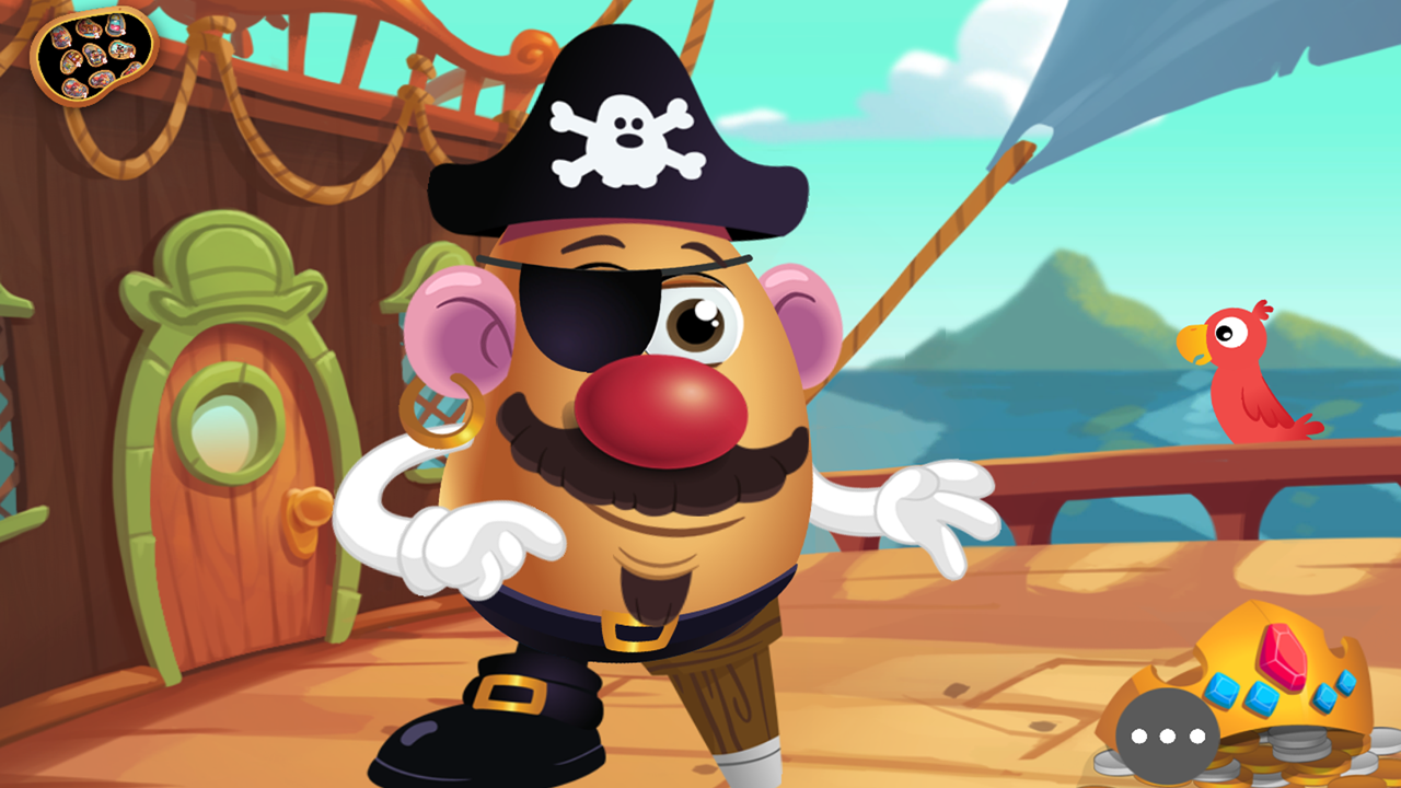 Mr. Potato Head: School Rush Screenshot 7