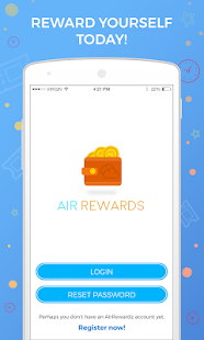Free Air Rewards - Earn Phone Credit APK for Windows 8