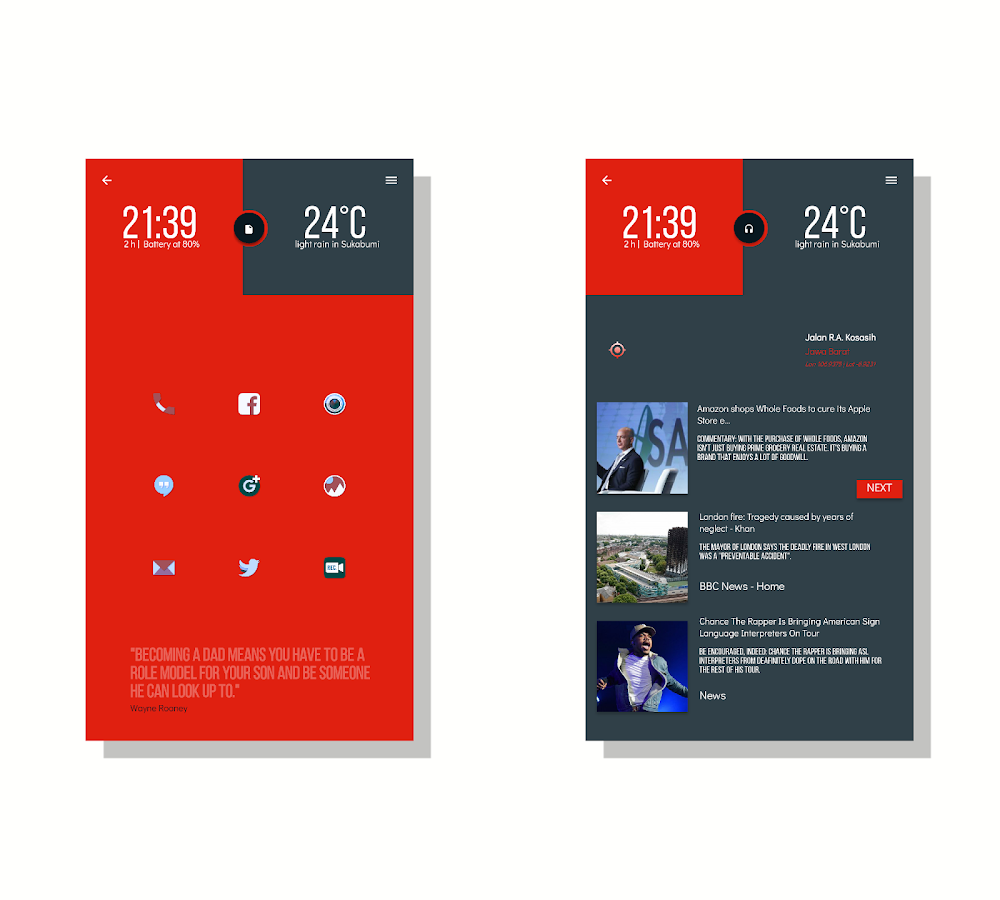 KPK For KLWP Screenshot 5