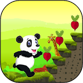 Game Jungle Panda Run APK for Kindle