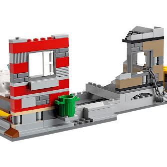 Площадка для сноса зданий