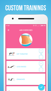 App Abs Workout apk for kindle fire