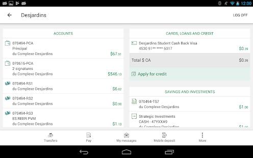 Desjardins 401k online test xfinity