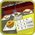 Cash Register: Kids Restaurant