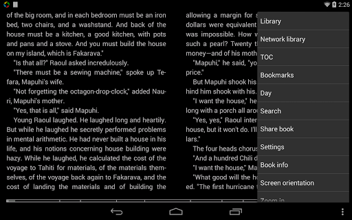 EBook Reader & EPUB Reader screenshot 12