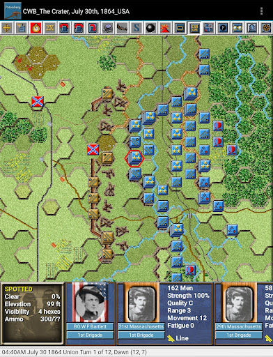 Civil War Battles - Petersburg - screenshot