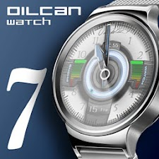 OilCan7 Zooming watchface